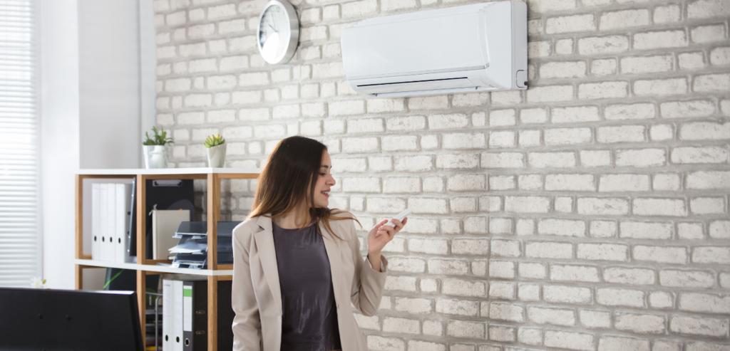 Air Conditioning Brisbane - Sage Energy - office